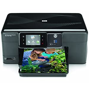 HP Photosmart Premium C310a All-in-One Wireless Inkjet Printer