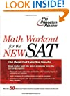 Math Workout for the New SAT (College Test Preparation)