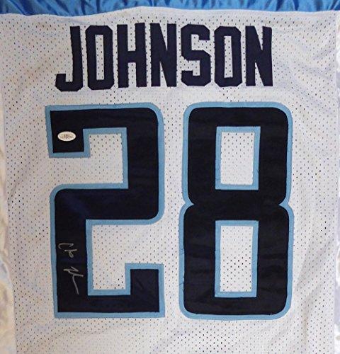 Chris Johnson Tennessee Titans Replica Jersey, Titans Chris ...