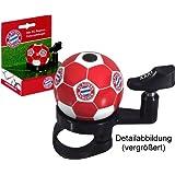FC Bayern München Fahrradklingel Fußball