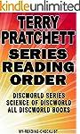 TERRY PRATCHETT: SERIES READING ORDER...