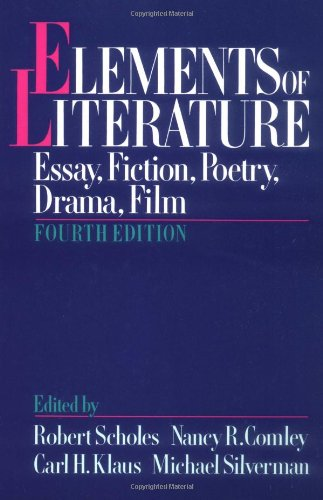 Elements of Literature: Essay, Fiction, Poetry, Drama, FilmFrom Oxford University Press