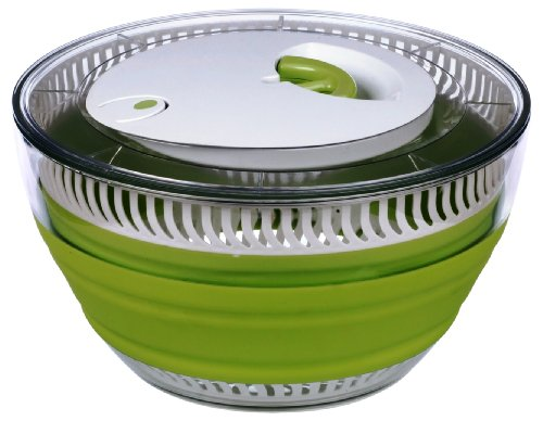 Progressive International Progressive International CSS-1 Collapsible 4-Quart Salad Spinner