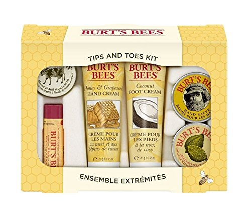 Burt'S Bees Tips And Toes Kit front-983582