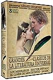 Pack Grandes Clásicos de la Literatura Universal: Los Miserables (Les Misérables) / Doctor Zhivago (Doctor Zhivago) / El Conde de Montecristo (Le Comte de Monte Cristo) / Balzac (Balzac) [DVD]