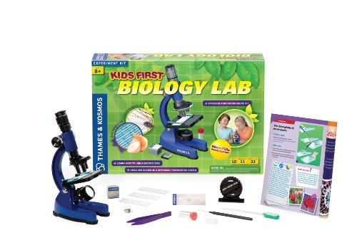 Thames And Kosmos Kids First Biology Lab Science Kit Toy, Kids, Play, Children