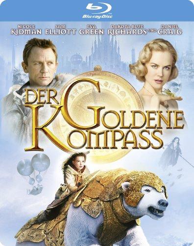 Der Goldene Kompass (Steelbook) [Blu-ray]