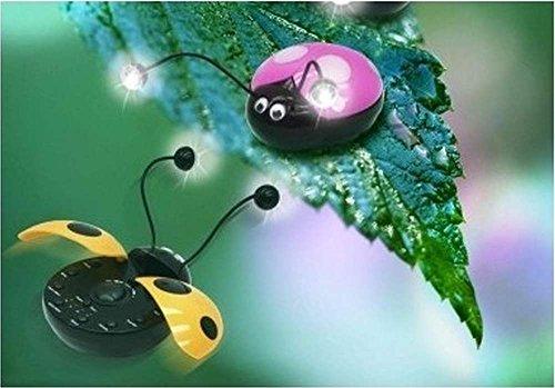 Baby'S Ladybug Sound Machine With Led Light (Yellow)