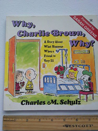 Childrens Books Reviews Why Charlie Brown Why Bfk No 70