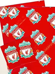 Liverpool Fc Wrapping Paper from Official Football Merchandise