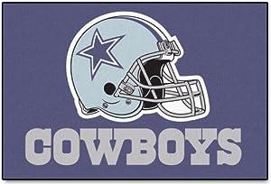Inexpensive Dallas Cowboys Starter Rugcarpet Welcomedoor