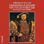 TALLIS. Lamentations of Jeremiah. Tal...