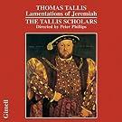 Thomas Tallis : Lamentations de J�r�mie