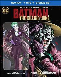 Batman: The Killing Joke Deluxe Edition (Blu-ray/DVD/UV)