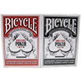 Bicycle World Series of Poker (WSOP) Cards - 2 Decks