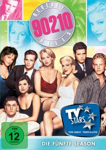 Beverly Hills, 90210 - Die fünfte Season (8 Discs)