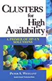 img - for Clusters for High Availability: A Primer of HP-UX Solutions book / textbook / text book