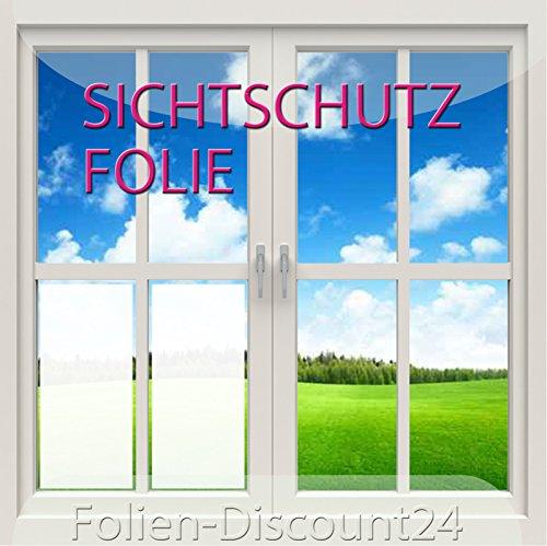 Eur 8 70 - Sichtschutzfolie badfenster ...