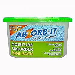 Abzorb-IT - Disposable Mini Size Moisture Absorber Pack of 3(New)