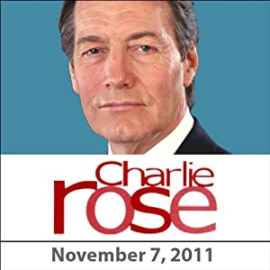 Charlie Rose: Mark Zuckerberg and Sheryl Sandberg, November 7, 2011 Radio/TV Program