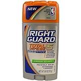 Right Guard Total Defense Power Stripe Invisible Solid Fresh Blast Antiperspirant Deodorant 77 ml