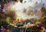 Jumbo Puzzle - Tom Du Bois Collection - The Breath of Life (3000 pieces)