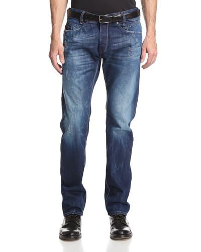 Diesel Men's Tapered Iakop Jeans