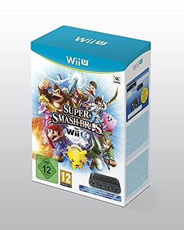 Super Smash Bros. (+ Adaptador GameCube Controller)