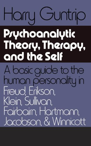 Psychoanalytic Theory, Therapy, And The Self