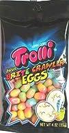 Trolli Sour Brite Eggs 4-Ounce Pack of 12