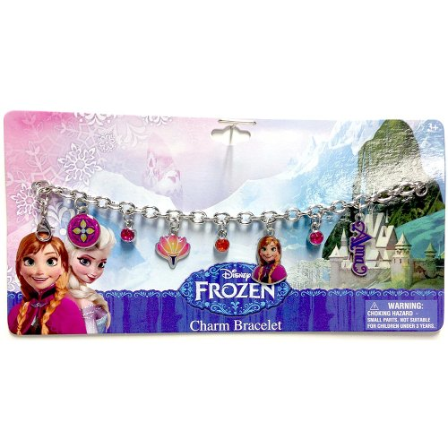 Disney Frozen Charm Bracelet