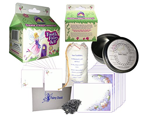 Tooth Fairy Kit By Morning Giggles by GlazeCal, L.L.C.