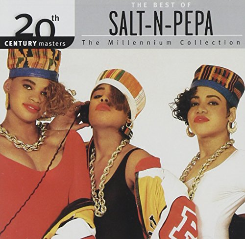 20th Century Masters - The Millennium Collection: The Best Of Salt-N-Pepa cover