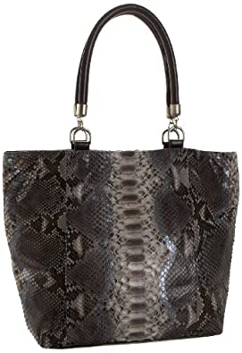 Jalda Python Jane Tote,Twilight,one size