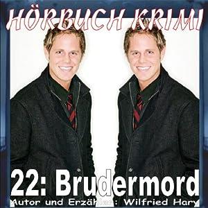 Brudermord (Hörbuch Krimi 22) Hörbuch