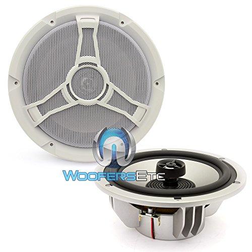 "15-Mxa82 - Memphis 8"" 60W Rms 2-Way Marine Coaxial Speakers"