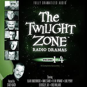 The Twilight Zone Radio Dramas, Volume 14 Radio/TV Program