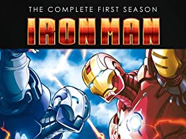 Iron Man Anime Series - Season 1