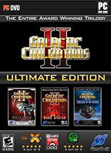 Galactic Civilizations II Ultimate Edition - PC