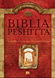 echange, troc  - Biblia Peshitta: Burgundy Bonded Leather, Index
