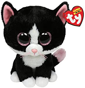 Ty Beanie Boos Buddy - Pepper the Cat