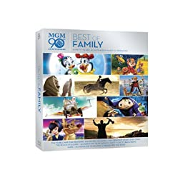 MGM Best of Family Blu-ray Collection (9 Films)