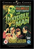 echange, troc The Invisible Man [Import anglais]