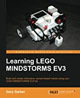 Learning LEGO Mindstorms EV3 Front Cover
