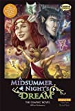 Image of A Midsummer Night's Dream The Graphic Novel: Original Text (Shakespeare Range)