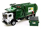 Waste Management Mack Front-end Loader with trash bin 1/34