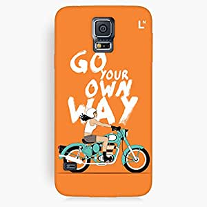 Go Your Own Way Samsung S5 Cover