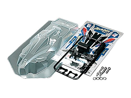 Avante Mk.II Clear Body Set Mini 4WD Grade Up Parts Series - 1