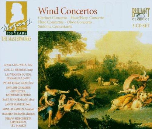 Mozart: concertos pour vents 51L9eMDJubL