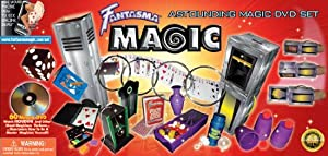 Fantasma Toys Astounding Magic DVD Set by Fantasma Magic